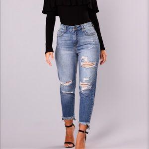 Fashion Nova Toni Jeans